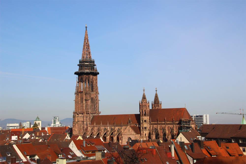 Visite guidée cathédrale de Fribourg