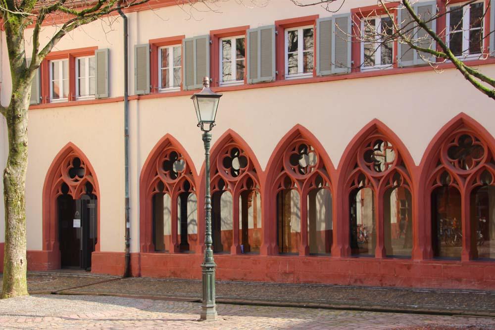 Vieille ville de Fribourg-en-Brisgau