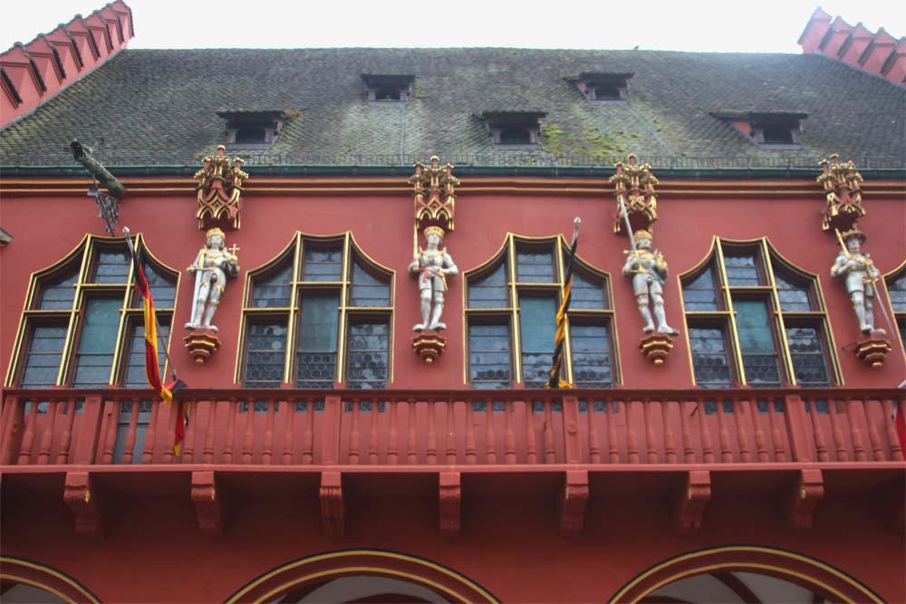 Maison des marchands de Fribourg